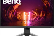 Photo of 27″ BenQ EX2710