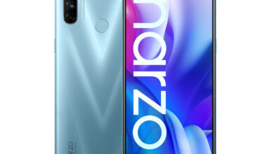 Photo of Realme Narzo 20A