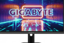 Photo of 27″ Gigabyte M27F
